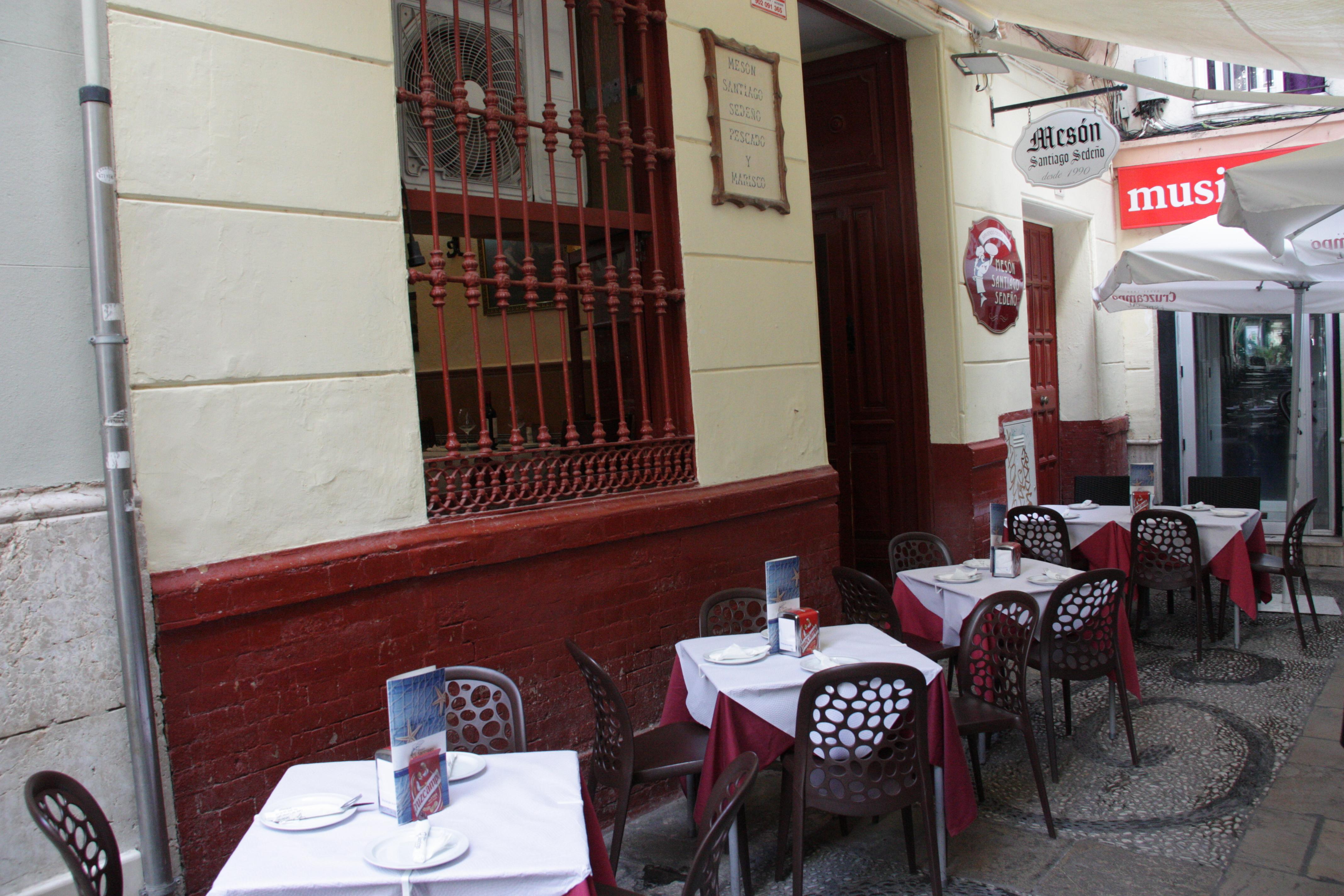Mesón Santiago Sedeño - Cocina malagueña en el centro de Málaga